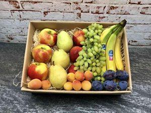 Obstbox -frisches Obst